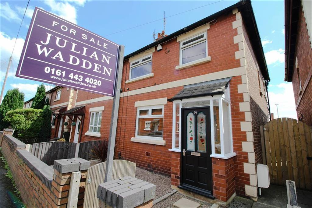 4 Bedrooms Semi Detached House for sale in Somers Road, Reddish, Stockport