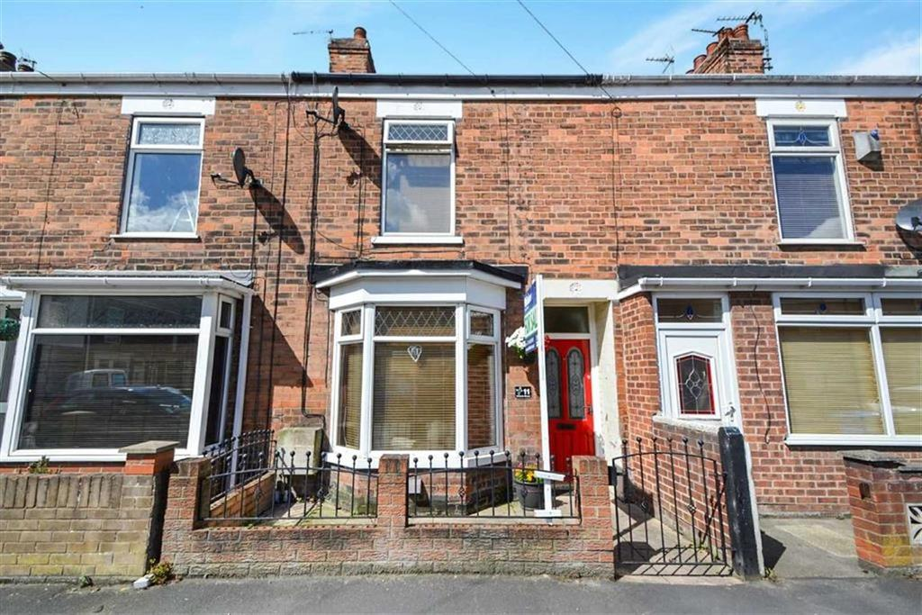 2 Bedrooms Terraced House for sale in Victoria Street, Hessle, East Riding Of Yorkshire