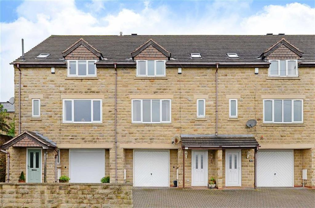 3 Bedrooms Town House for sale in 46c, Lightwood Road, Marsh Lane, Sheffield, S21