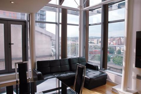 2 bedroom apartment to rent - SANTORINI, GOTTS ROAD, LS12 1DP