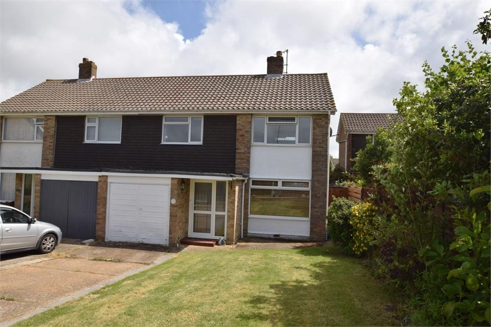 3 Bedrooms Semi Detached House for sale in Windsor Way, Polegate, East Sussex