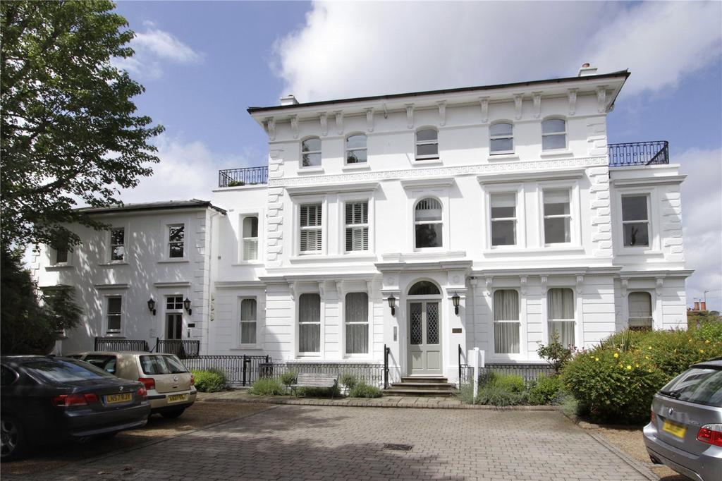 4 Bedrooms Penthouse Flat for sale in Renshaw Court, 157 Church Road, London, SW19