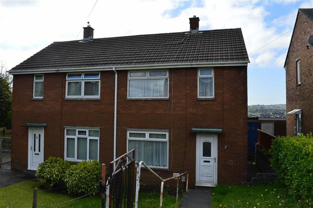 2 Bedrooms Semi Detached House for sale in Villa Terrace, Swansea, SA5