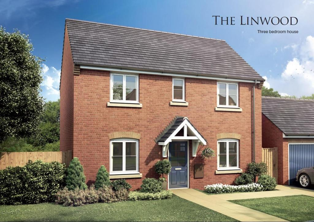3 Bedrooms Detached House for sale in Pinchbeck Fields, Pinchbeck