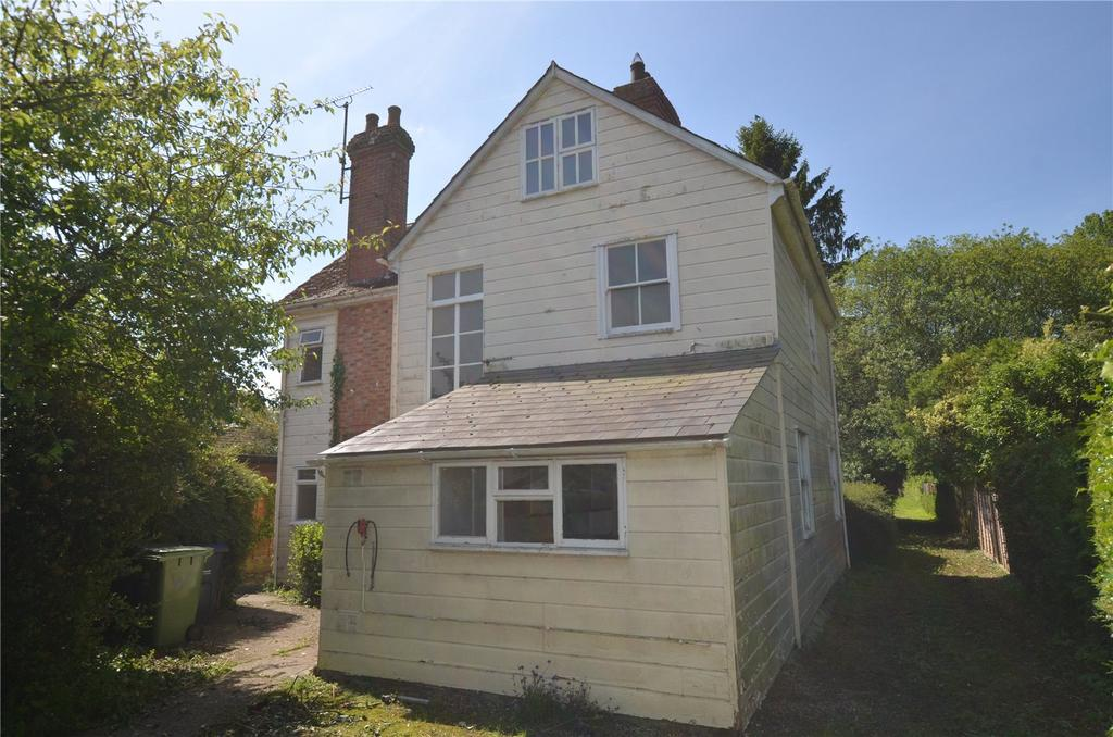 3 Bedrooms Detached House for sale in High Street, Codford, Warminster, Wiltshire, BA12