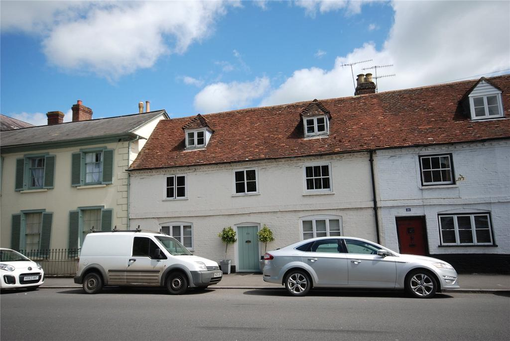 4 Bedrooms Terraced House for sale in West Street, Wilton, Salisbury, Wiltshire, SP2