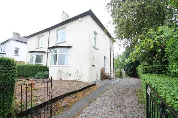 3 Bedrooms Semi-detached Villa House for sale in 155 Kestrel Road, Knightswood, Glasgow, G13 3RD