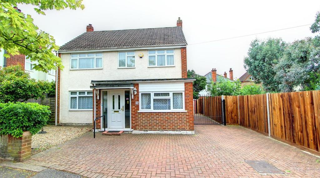 4 Bedrooms Detached House for sale in Beaconsfield Road, Bickley, Bromley, Kent