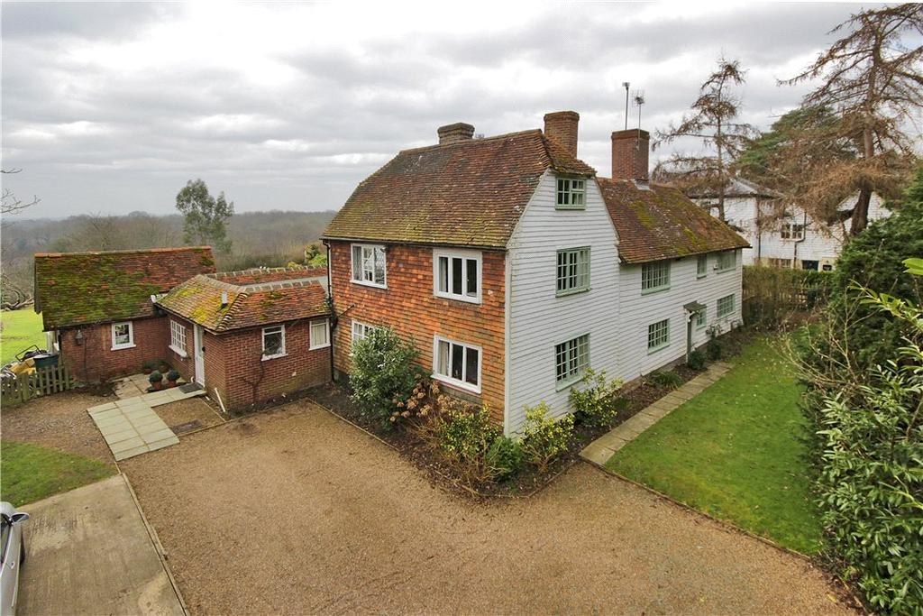 6 Bedrooms Farm House Character Property for sale in High Street, Hawkhurst, Cranbrook, Kent, TN18