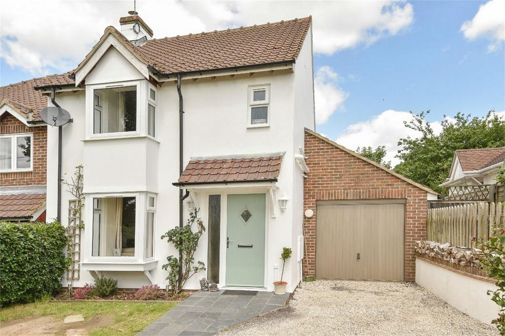 2 Bedrooms Semi Detached House for sale in Twyford, Winchester, Hampshire