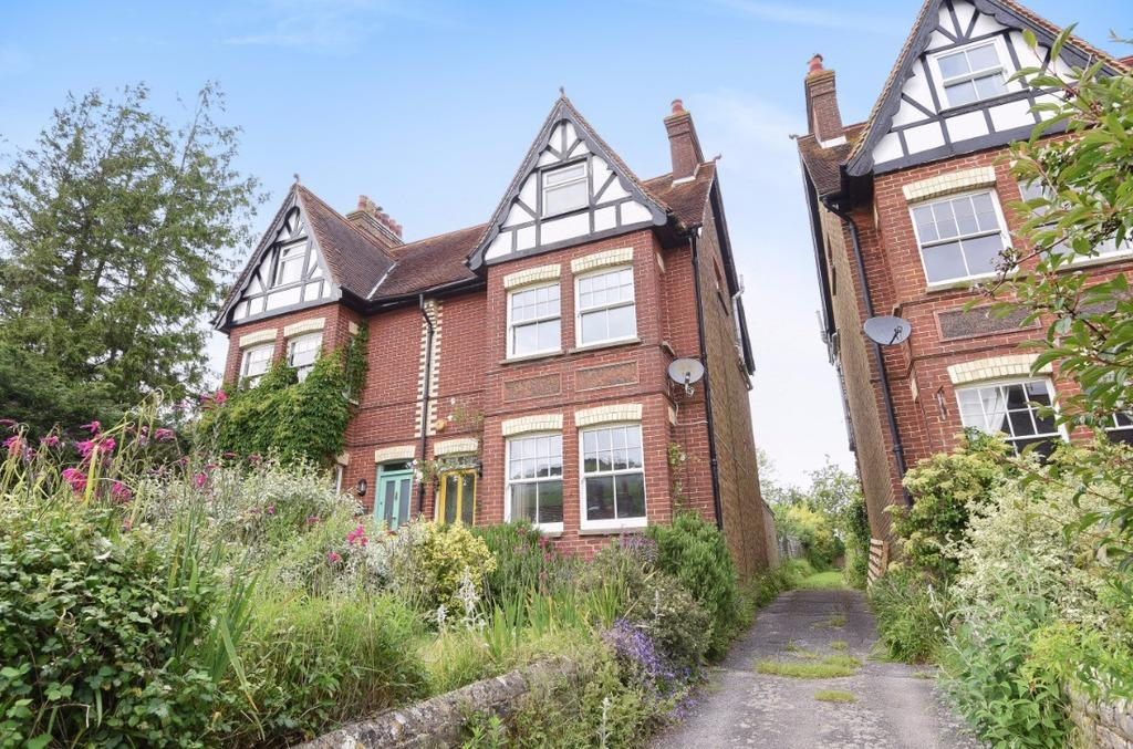4 Bedrooms Semi Detached House for sale in The Street Poynings West Sussex BN45