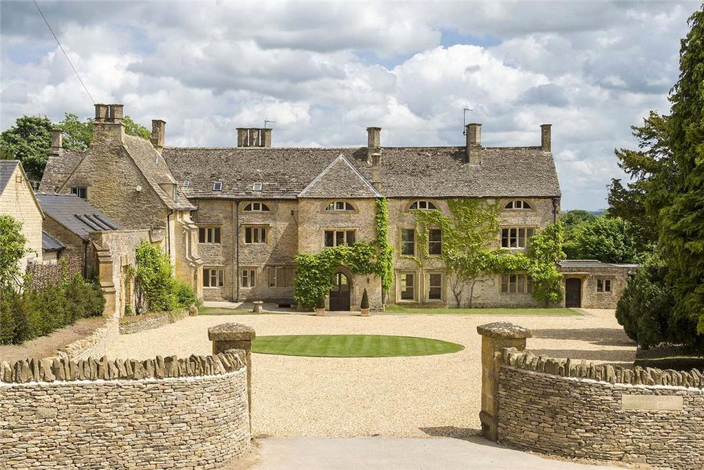 10 Bedrooms House for sale in Maugersbury, Cheltenham, Gloucestershire, GL54