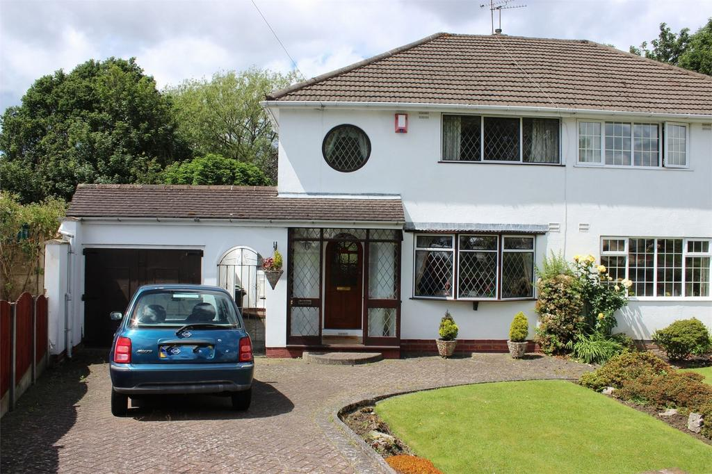 3 Bedrooms Semi Detached House for sale in 28 Lutley Avenue, HALESOWEN, West Midlands