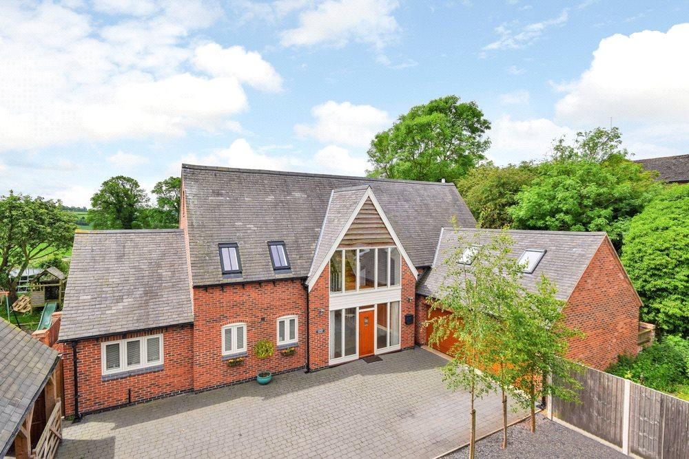 5 Bedrooms Detached House for sale in Main Street, Gumley, Leicestershire