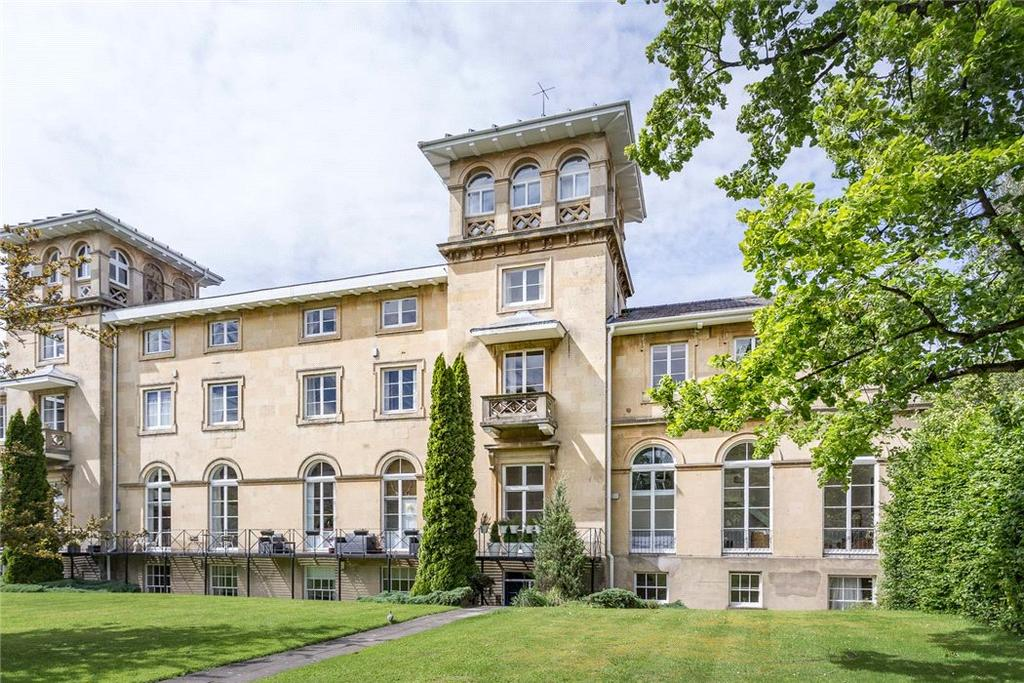 2 Bedrooms Flat for sale in Lansdown Court, Malvern Road, Cheltenham, Gloucestershire, GL50