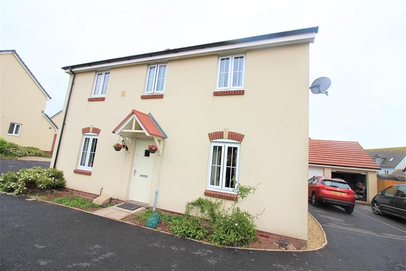 4 Bedrooms Detached House for sale in Wentworth Close, Hubberston, Milford Haven, Pembrokeshire. SA73 3SF