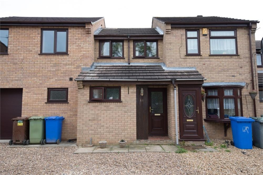1 Bedroom Terraced House for sale in The Graylings, Boston, Lincolnshire