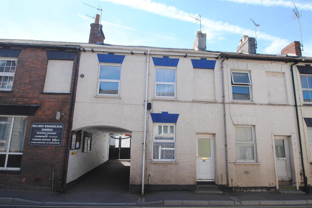 4 Bedrooms Terraced House for sale in North Street, Wellington