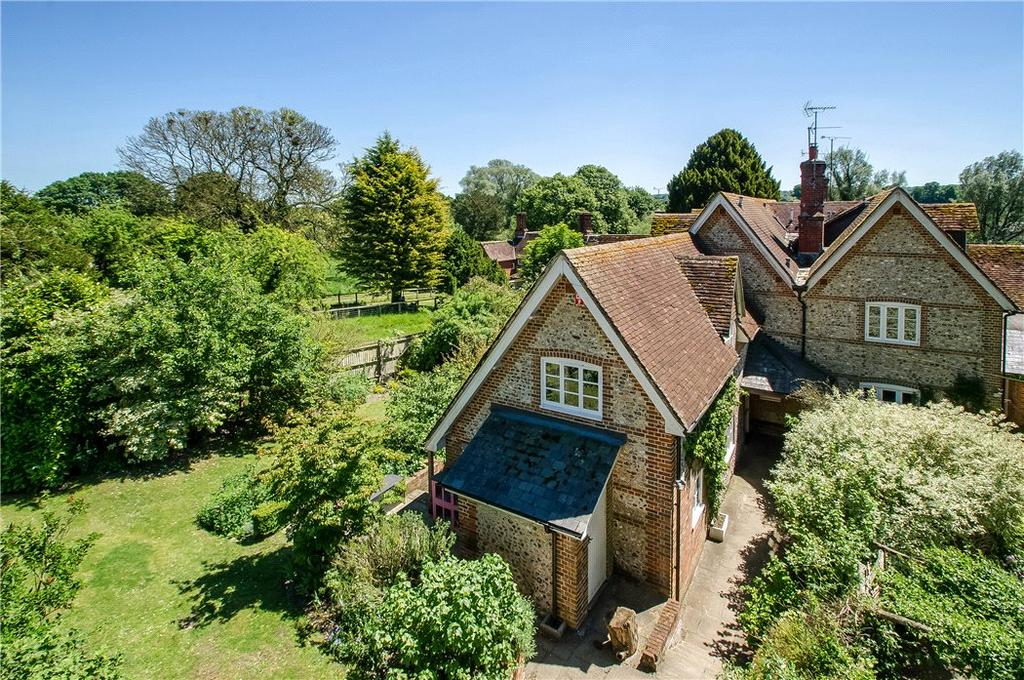 4 Bedrooms Semi Detached House for sale in Old School House, Brown Candover, Alresford, Hampshire, SO24