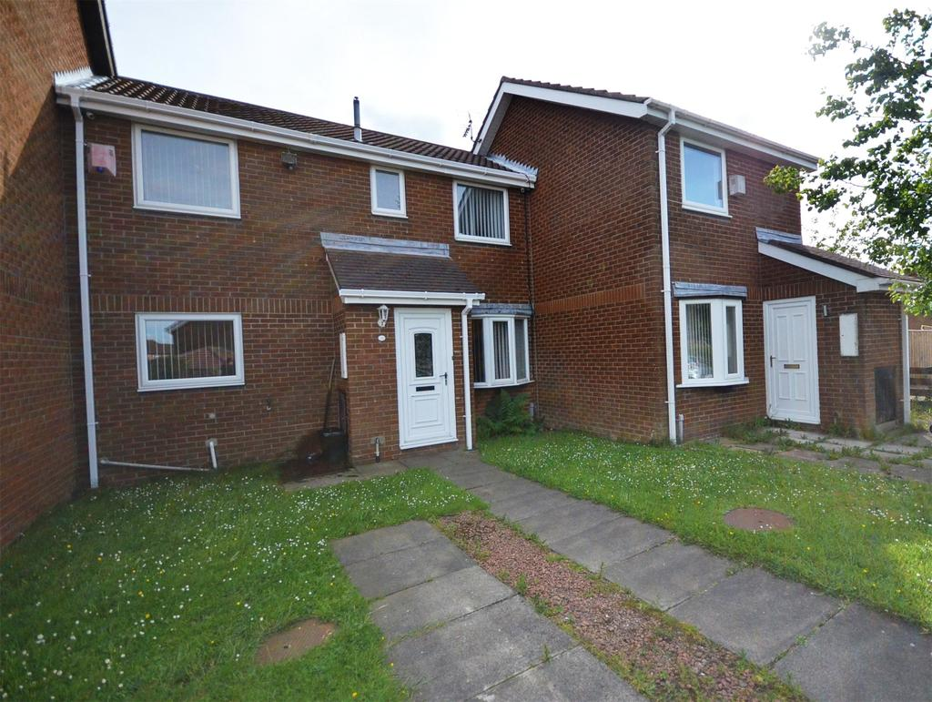 2 Bedrooms Terraced House for sale in Meadow Rise