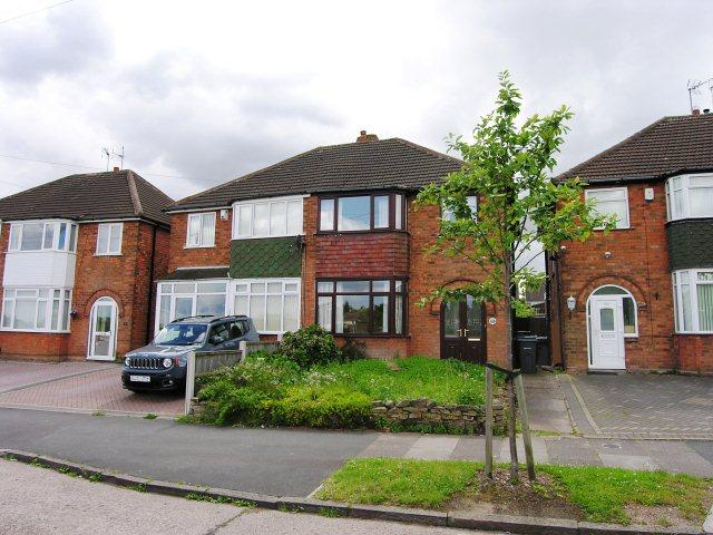 3 Bedrooms Semi Detached House for sale in Glenmead Road,Great Barr,Birmingham