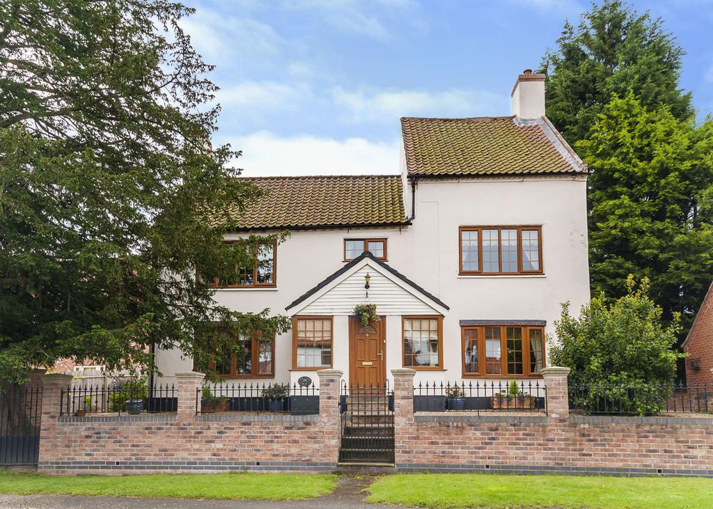 4 Bedrooms Detached House for sale in Town Street, South Leverton, Retford