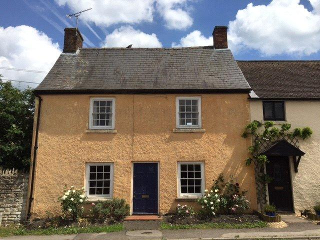3 Bedrooms End Of Terrace House for sale in High Street, Hillesley, Wotton-Under-Edge, Gloucestershire
