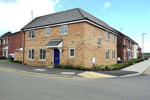 3 bedroom detached house for sale - Damselfly Road, Dragonfly Meadows, Northampton, NN4