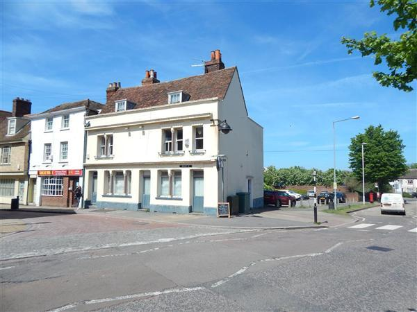 4 Bedrooms End Of Terrace House for sale in West Street, Faversham