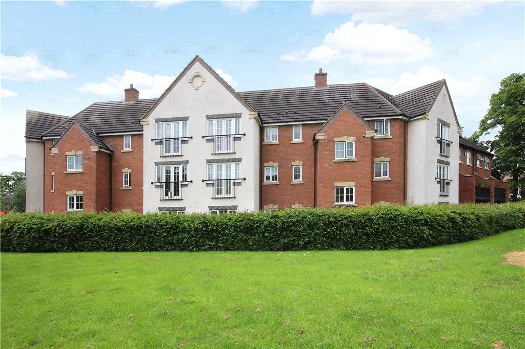 2 Bedrooms Apartment Flat for sale in Worths Way, Stratford-upon-Avon, Warwickshire, CV37