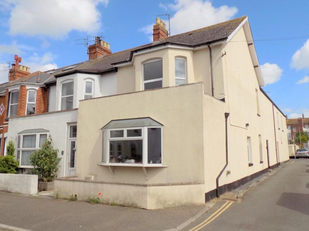 2 Bedrooms End Of Terrace House for sale in St Andrews Road, Exmouth