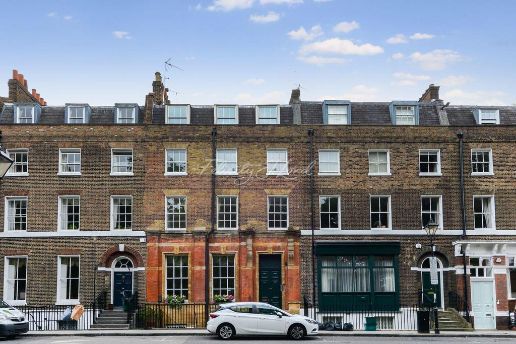 2 Bedrooms Flat for sale in Highbury Place, Highbury, N5