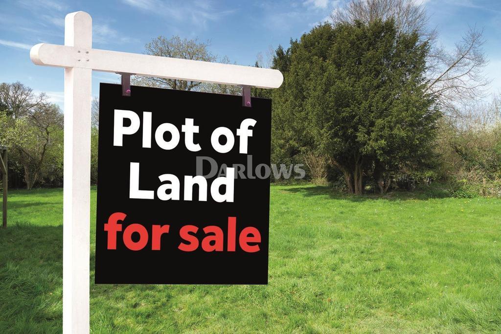 1 Bedroom Land Commercial for sale in Plot Rear Of 144 Wentloog Road, Wentloog Road