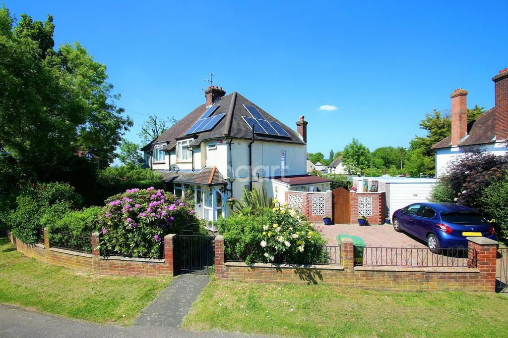3 Bedrooms Semi Detached House for sale in West Park Road, Maidstone, ME15