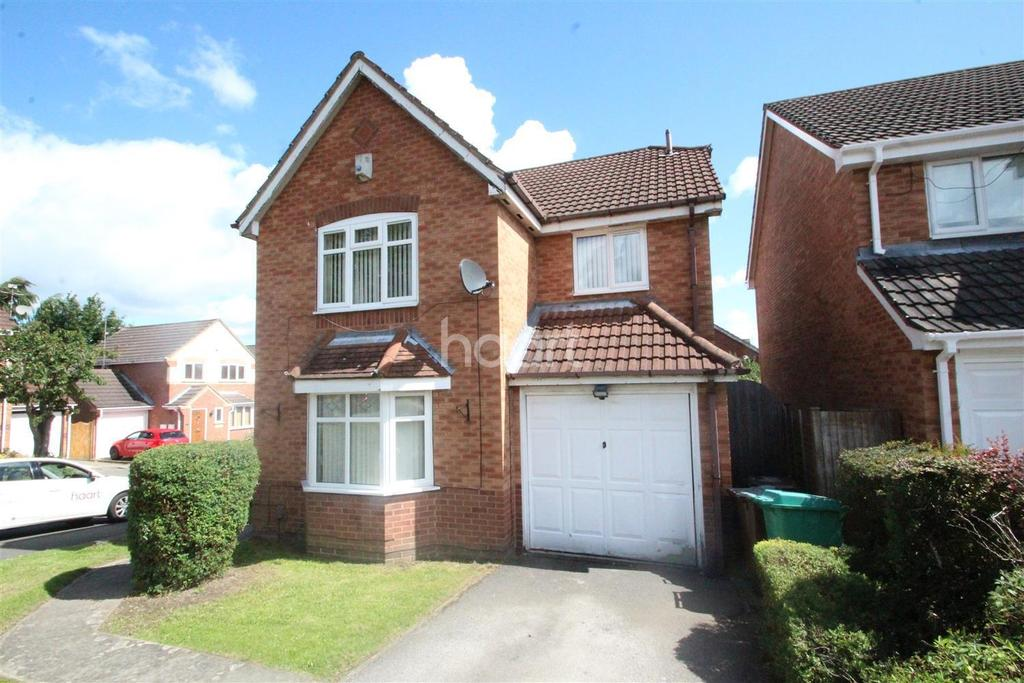 4 Bedrooms Detached House for rent in Franklin Close, NG5