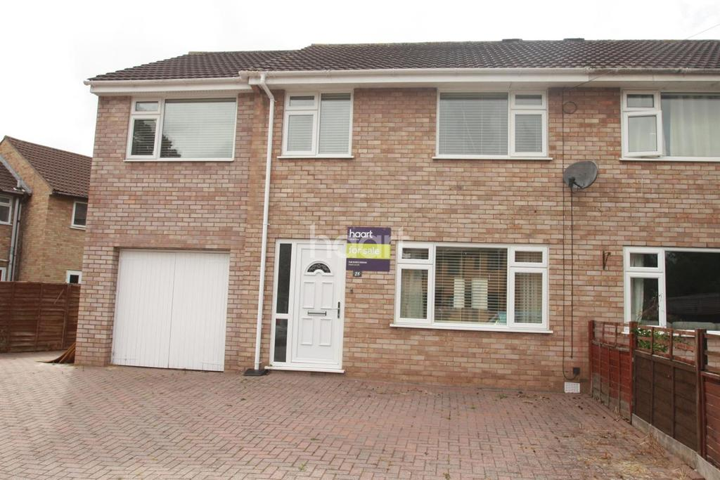 4 Bedrooms End Of Terrace House for sale in Palmerston Road, Taunton