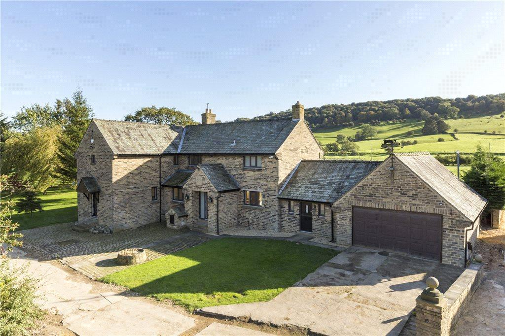 5 Bedrooms Detached House for sale in Pool In Wharfedale, Otley, West Yorkshire