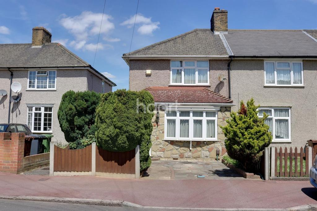 2 Bedrooms End Of Terrace House for sale in Rosedale Road