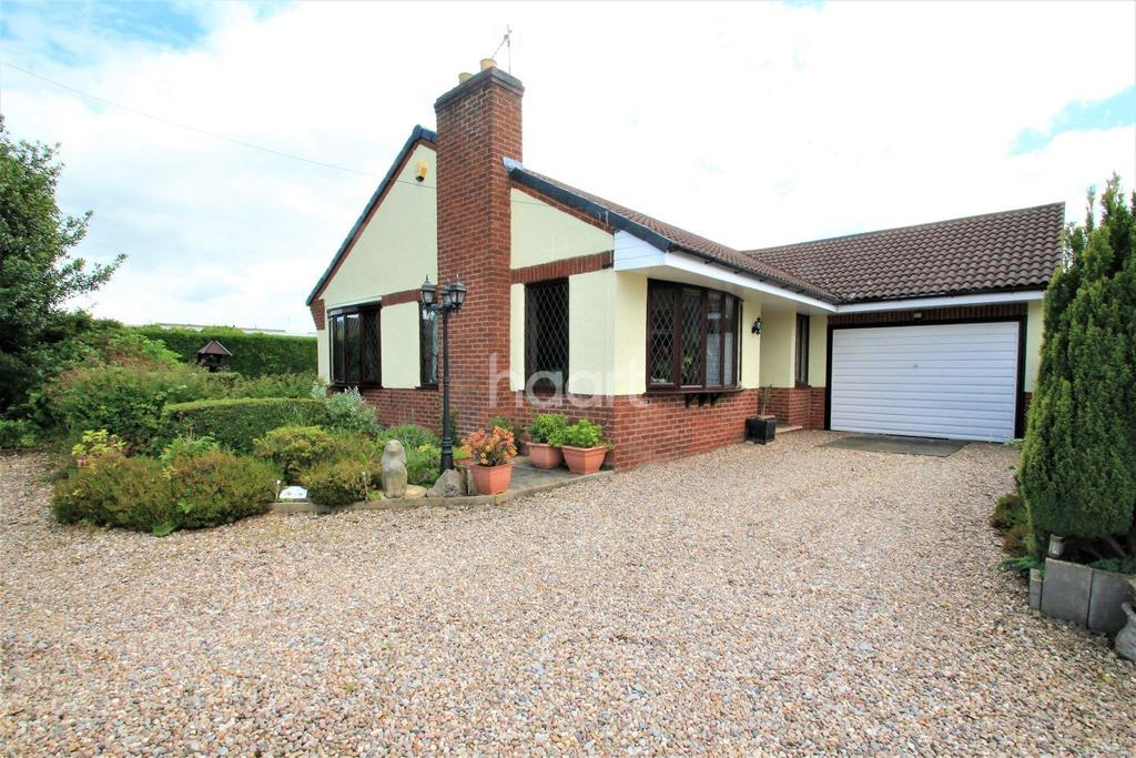 3 Bedrooms Bungalow for sale in Stamford Street, Ratby, Leicester