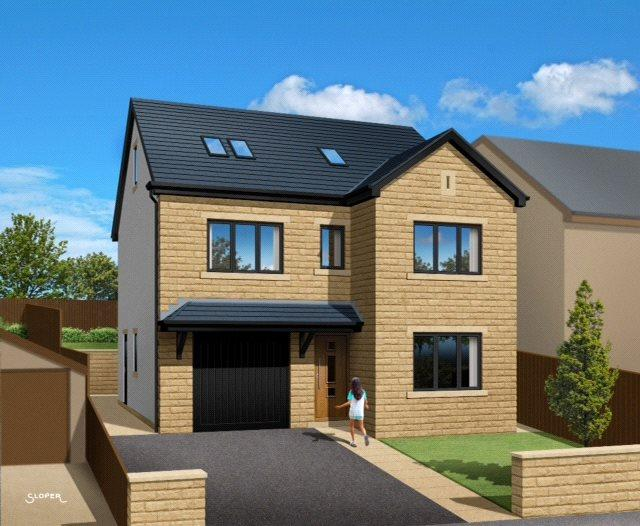 5 Bedrooms Detached House for sale in Back Baildon Road, Baildon, West Yorkshire