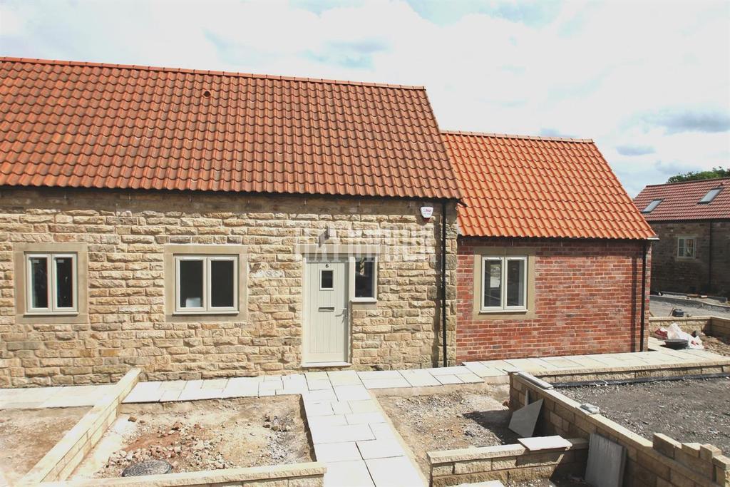 2 Bedrooms Cottage House for sale in Plot 7 Ridgeway Courtyard, Ridgeway
