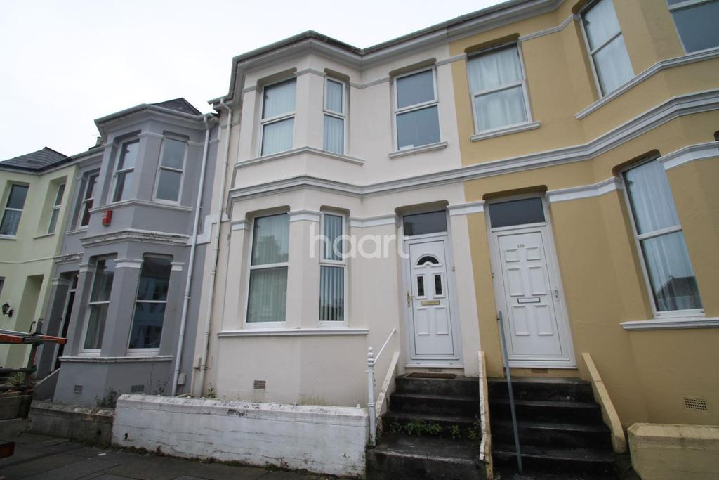 3 Bedrooms Terraced House for sale in Desborough Road, St Judes
