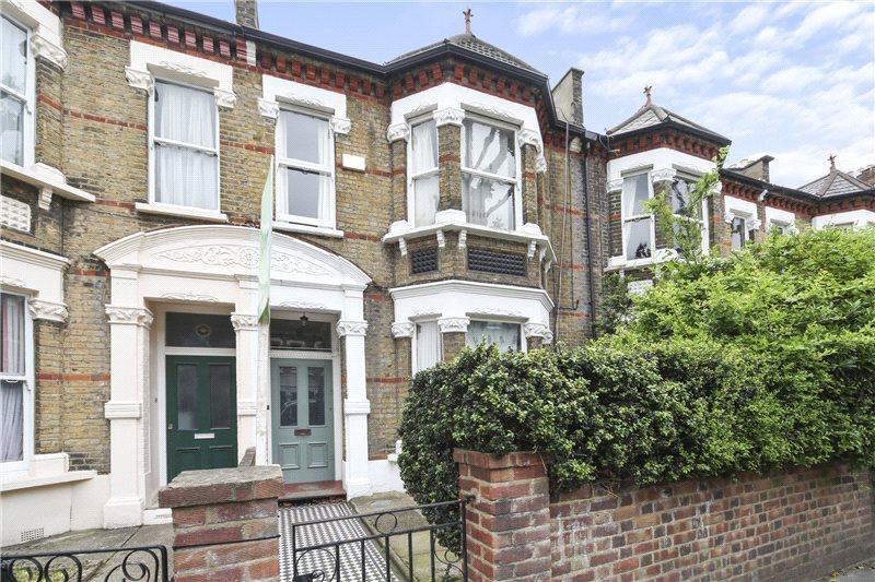5 Bedrooms Terraced House for sale in Ormiston Grove, Shepherds Bush, London, W12