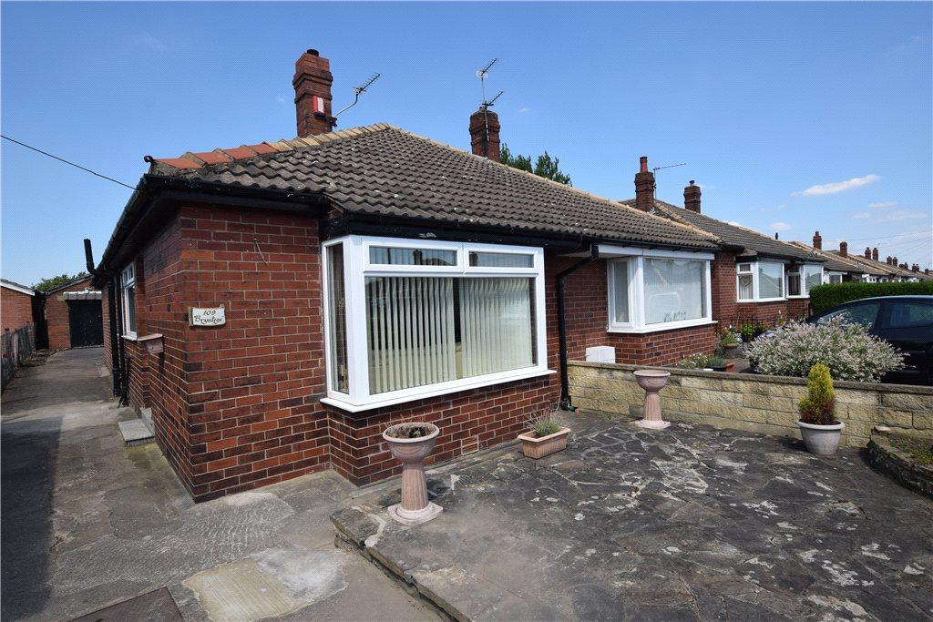 2 Bedrooms Semi Detached Bungalow for sale in Leysholme Crescent, Leeds, West Yorkshire