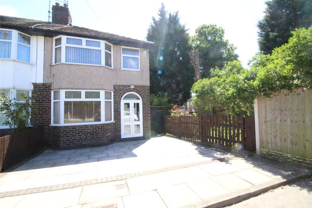 3 Bedrooms End Of Terrace House for sale in Whitehouse Road, Liverpool, Merseyside, L13
