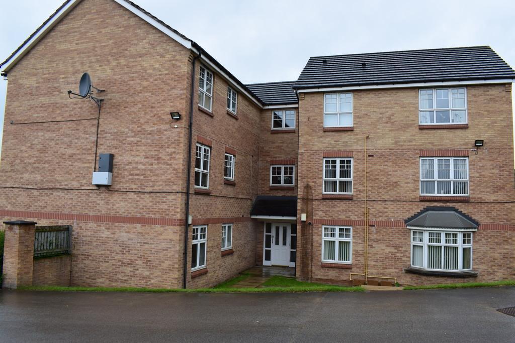 2 Bedrooms Apartment Flat for sale in Tavistock Mews, Leeds
