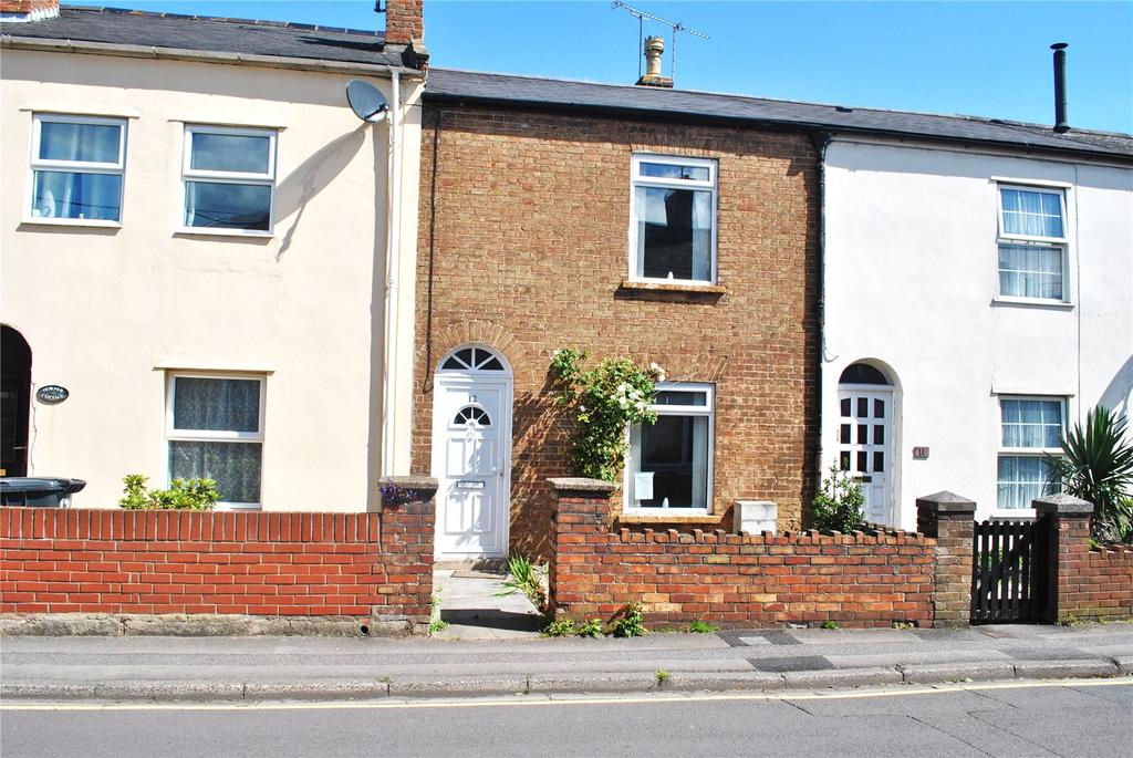 2 Bedrooms House for sale in Wood Street, Taunton, Somerset, TA1
