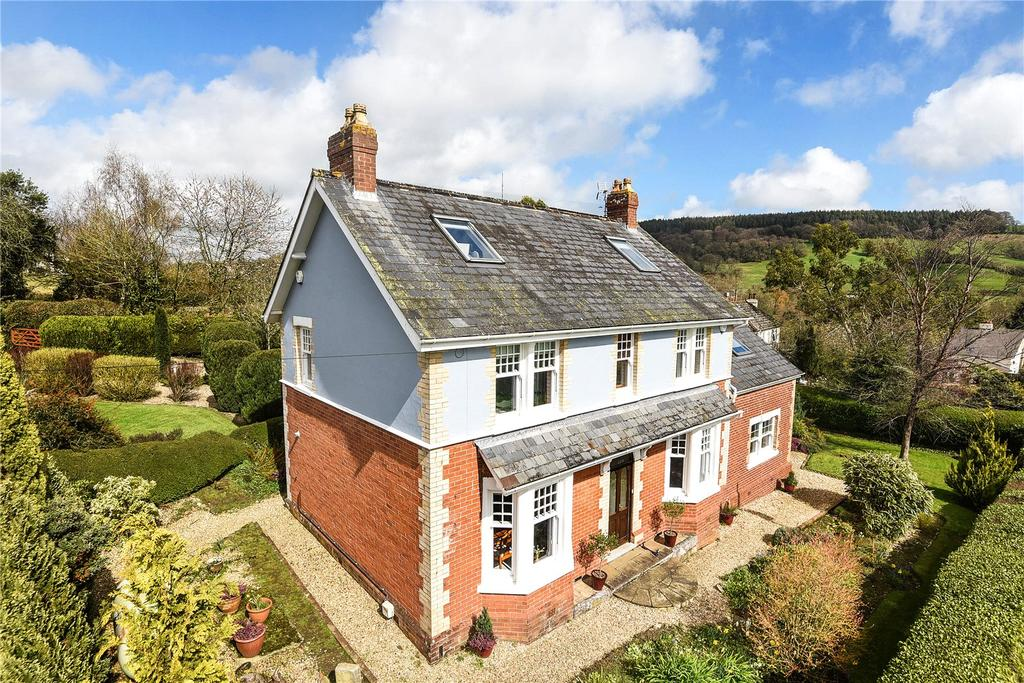 4 Bedrooms House for sale in Wilmington, Honiton, Devon, EX14