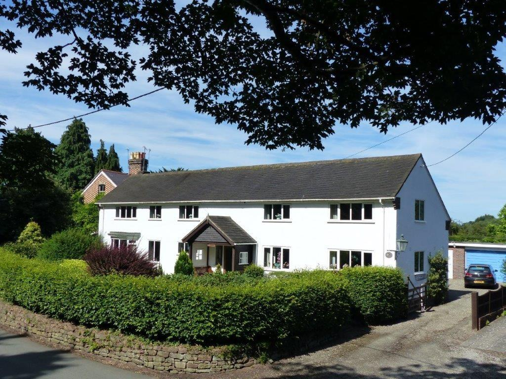 4 Bedrooms Detached House for sale in Greenfields Lane, Rowton