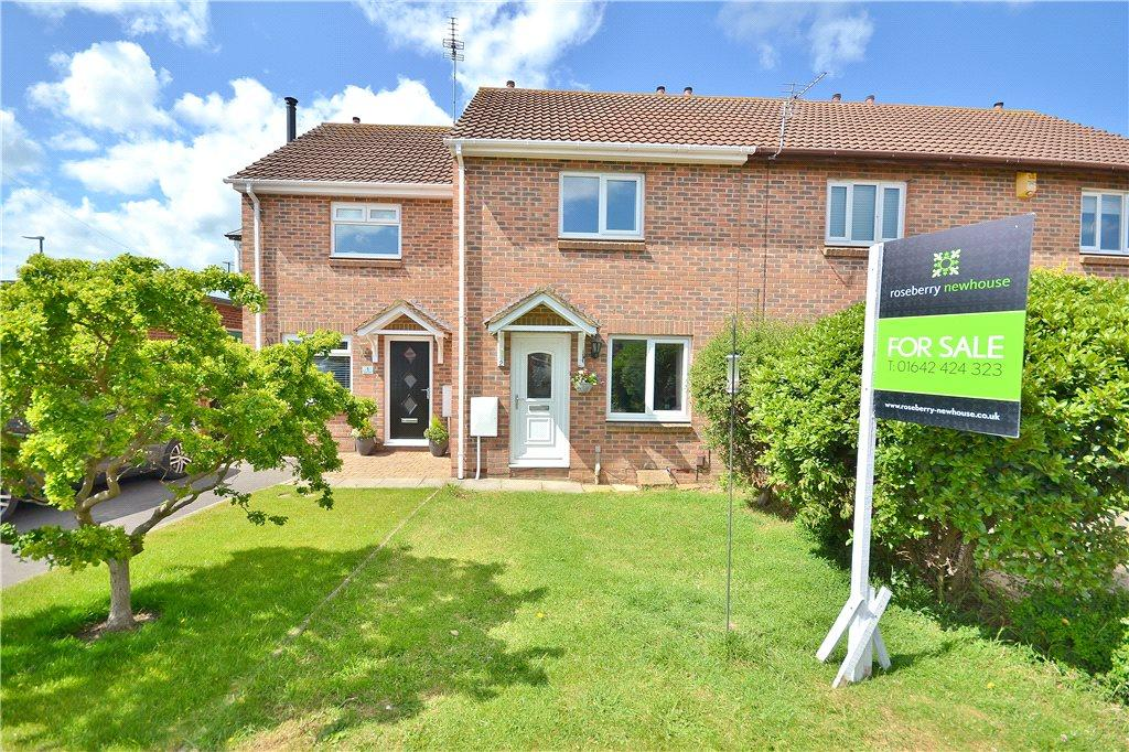 2 Bedrooms Terraced House for sale in Linley Court, Norton, Stockton-on-Tees